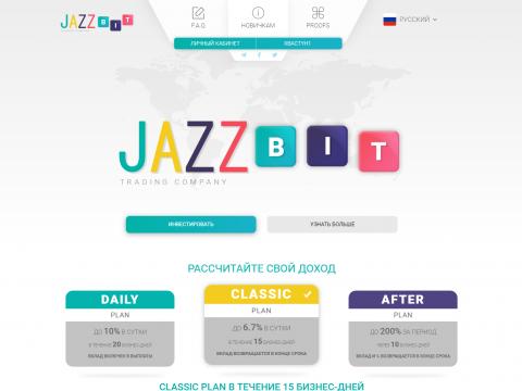 Обзор платформы JazzBit