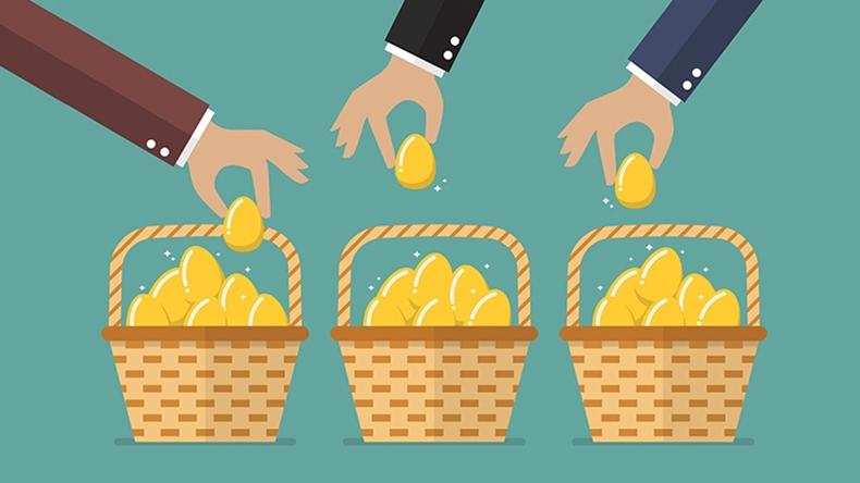 Диверсификация поможет снизить риски в портфеле